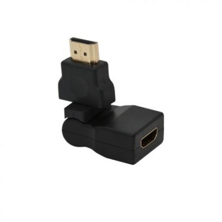 HDMI adapter forgatható és dönthető (aranyozott) 05736