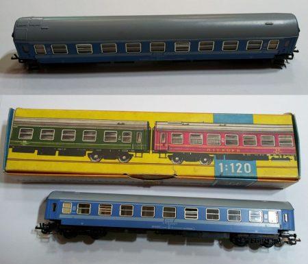 TT vagon MÁV személyszállítói vasútmodell eredeti állapot AKCIÓS !!!!! ELADVA !!!!!