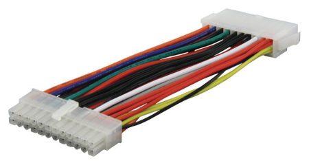 ATX power adapter kábel 20pin - 24 pin 0.15 m (CABLE-249)