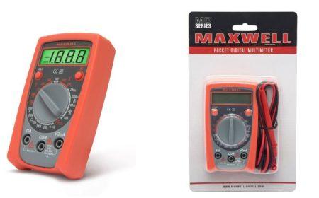 Digitális multiméter (25103) AKCIÓS !!!! RENDELÉS ALATT !!!!!!!