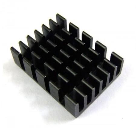 Mini hűtőborda dc-dc áramkörökhöz 19x14x6mm hut_090446 RENDELÉS ALATT !!!!!