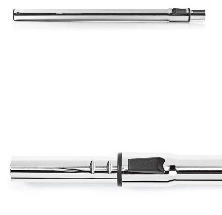 Porszívócső, teleszkópos, fém, 35 mm csőre (VCTU11035) KÜLSŐ RAKTÁRON 1-2 munkanap