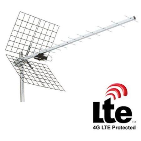DVB-T antenna König UHF antenna 12 elemből 16dB passzív (ANT-UHF41L-KN) RENDELÉSRE !!!! 2-3 munkanap