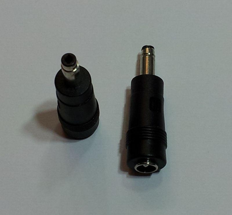 4c05417a63 DC átalakító adapter 4,8/1,7mm a hegyén 4,3mm-re szűkül a dugó - 5,5/2,1  aljzat