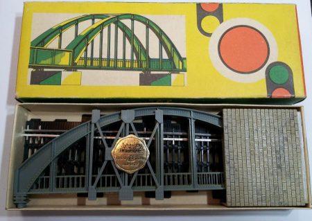 TT vasútmodell HÍD eredeti gyári dobozában AKCIÓS !!!!!! KIFOGYOTT !!!!