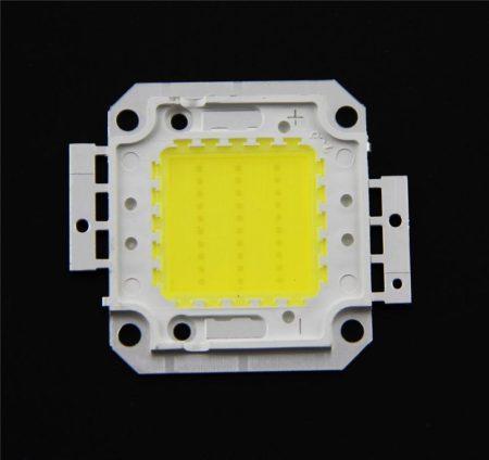 50W HIGH POWER LED hideg-fehér 4600 lumen !!!! AKCIÓS !!!!!! RENDELÉS ALATT !!!!!