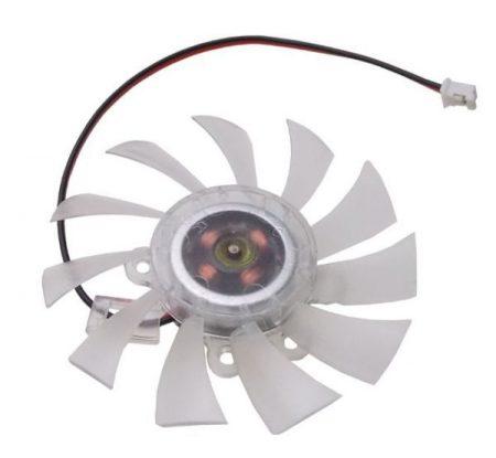 VGA ventilátor 70x70x10mm 12V (92786) KAPHATÓ !!!!!!