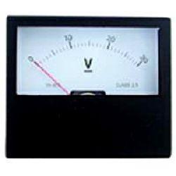 Analóg feszültségmérő egyenáramú DC 0-30V (45953) RENDELÉSRE !!!!!
