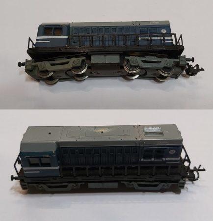 TT disel mozdony vasútmodell eredeti állapot (2) AKCIÓS !!!!! ELADVA !!!!!!