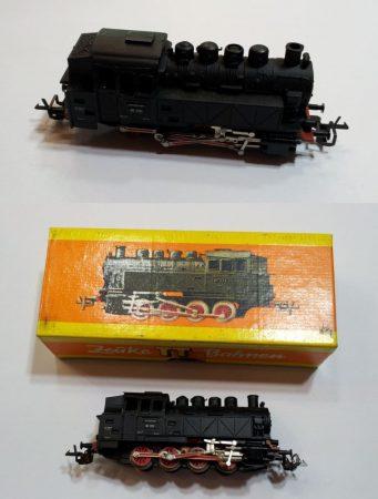 TT gőzmozdony vasútmodell eredeti dobozában (545) ELADVA !!!!!!!