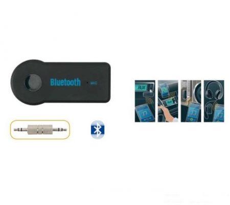 STEREO Bluetoth vevő és telefon kihangosító, AUX bemenetre RENDELÉSRE !!!!!!