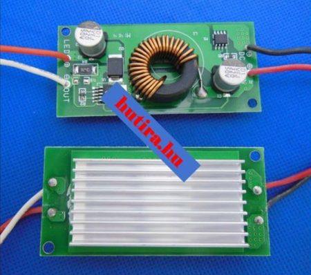 Áramgenerátor kisfeszültségű 1000mA  30W vagy 3x10W Power LED-hez RENDELÉS ALATT !!!!!!!