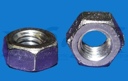 Csavaranya M2,5x2,0mm SW5 acél/Ni (9935)