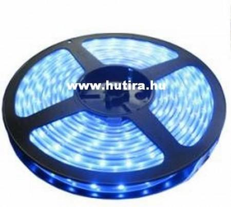 5050 SMD 300 LED-es szalag Kék 1m IP65 KÉSZLETHIÁNY !!!!!!!