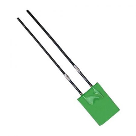 2x5mm Zöld LED színezett KAPHATÓ !!!!!