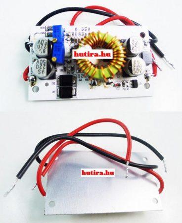 DC – DC felfelé állítható feszültség és áram stabilizátor Step - Up 10A 3-250W LED, és Notebook tápegység (hut_090250) AKCIÓS !!! KAPHATÓ !!!!!