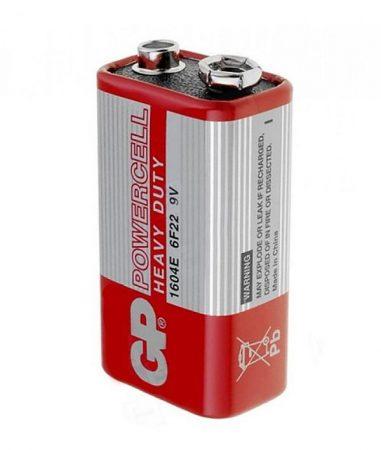 GP Powercell HEAVY DUTY 6F22 9V elem KAPHATÓ !!!!