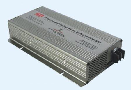 Akkumulátortöltő 24V 10,5A 300W MEAN WELL (PB-300P-24) RENDELÉSRE !!!!! 3-4 munkanap (előre utalással)