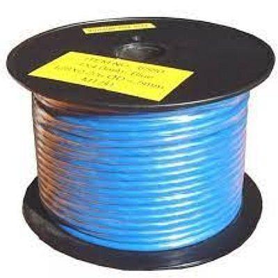 DC 4mm² 1 eres, réz vezeték kék, 0-50V-ig. AKCIÓS !!!!! KAPHATÓ !!!!!!!