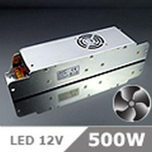 LED tápegység 12 Volt, ipari (500 Watt/41A) RENDELÉSRE !!!!! 3-4 munkanap