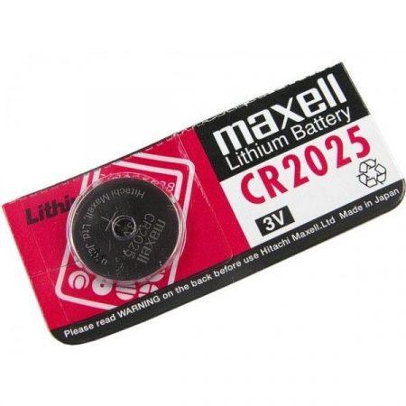 CR 2025 maxell Lithium Premium Power KAPHATÓ !!!!!!