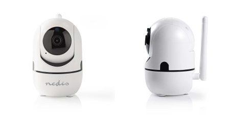 IP Biztonsági Kamera, 1920 x 1080 Full HD, Pásztázás és Döntés, Automatikus Mozgáskövetés, Fehér (IPCMPT20CWT) KÜLSŐ RAKTÁRON !!!!! 2-3 munkanap (előreutalással)