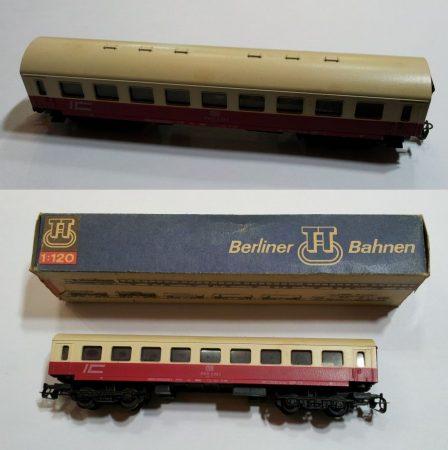TT vagon személyszállító kocsi vasútmodell eredeti állapot (7) KAPHATÓ !!!!!!