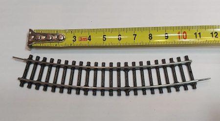 TT vasútmodell sín ív 10,5cm eredeti felújított KAPHATÓ !!!!!