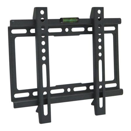 """LCD TV Fali tartókonzol 17 - 37"""", 25kg-ig, vízmértékkel (39691) AKCIÓS !!!!! RENDELÉS ALATT !!!!!!"""