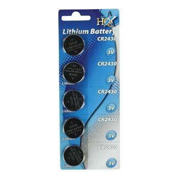 CR 2430 HQ Lithium Premium Power KAPHATÓ !!!!!