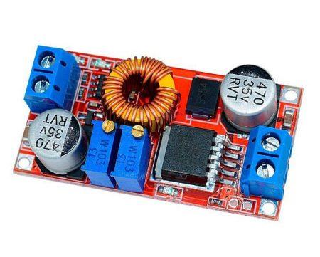 DC – DC lefelé állítható áram és feszültség stabilizátor 0-5000mA -ig (hut_095000_uj) AKCIÓS !!!!! KAPHATÓ !!!!!!