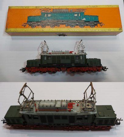 TT villany mozdony vasútmodell eredeti dobozában AKCIÓS !!!!! ELADVA !!!!!!