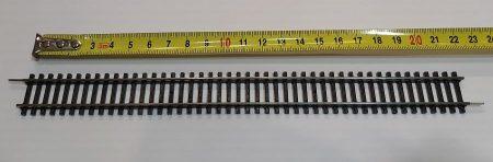 TT vasútmodell sín hosszú 22cm eredeti felújított KIFOGYOTT !!!!!!