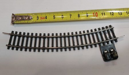 TT vasútmodell sín ív bekötővel 12cm eredeti felújított KIFOGYOTT !!!!!!