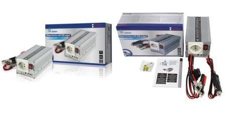 HQ INVERTER 24 V + USB (HQ-INV300WU-24) RENDELÉSRE !!!!!! 2-3 munkanap (előre utalással)