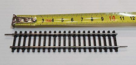 TT vasútmodell sín rövid 10,5cm eredeti felújított KIFOGYOTT !!!!!