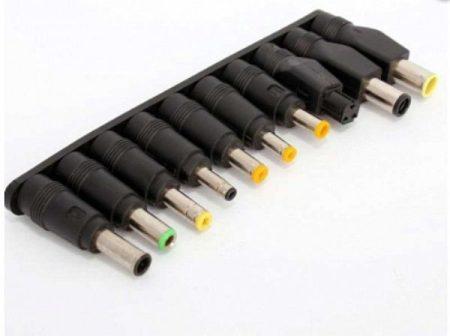 10db DC adapter átalakító szettben 5,5x2,1 aljzat - 10 féle DC dugó . Szettben olcsóbb !!!! AKCIÓS !!!! KAPHATÓ !!!!!!