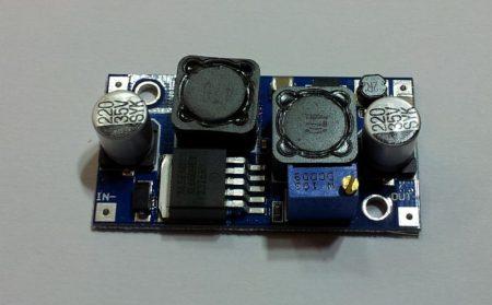DC – DC felfelé és lefelé állítható kombinált feszültség stabilizátor (hut_6009E) RENDELÉSRE !!!!
