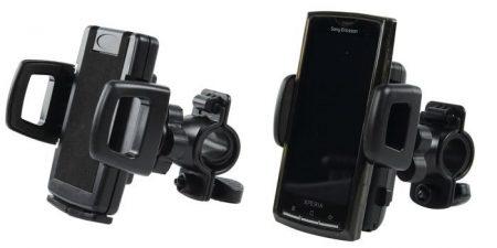UNIVERZÁLIS MOBIL TELEFON, PDA, MP3, TARTÓ BICIKLIHEZ (BXL-HOLDER30) KAPHATÓ !!!!!!