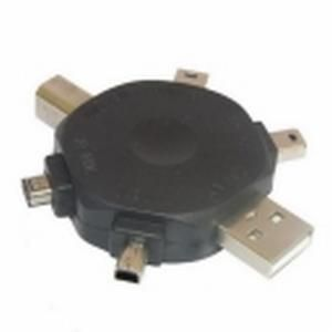 USB átalakító adat adapter 6 féle fejjel KIFOGYOTT !!!!!