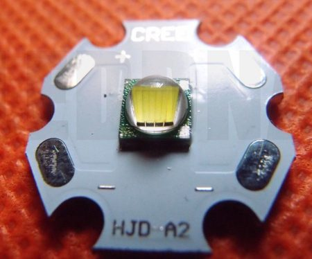 CREE XM-L 10W Power Hideg-feher LED 1100 lumen !!! AKCIÓS !!!!!! RENDELÉS ALATT !!!!!