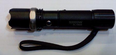 POWER CREE LED-es LÁMPA állítható fókuszal 280 lumen!!!! 3xAAA elemes RENDELÉSRE !!!!!