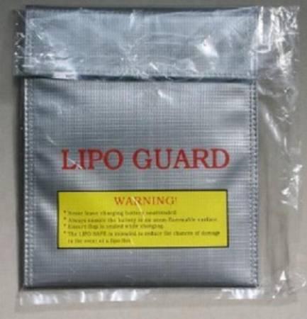G.T. Power biztonsági tűzálló tasak LiPo akku töltéséhez tárolásához KÉSZLETHIÁNY !!!!