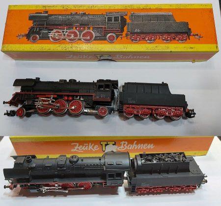 TT gőzmozdony vasútmodell eredeti dobozában AKCIÓS !!!! ELADVA !!!!!!