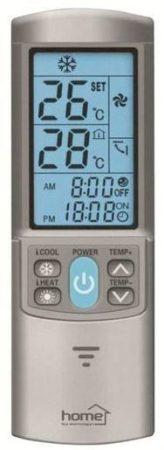 Univerzális távirányító légkondicionálókhoz (URC 2000AC/SL) KAPHATÓ !!!!!!