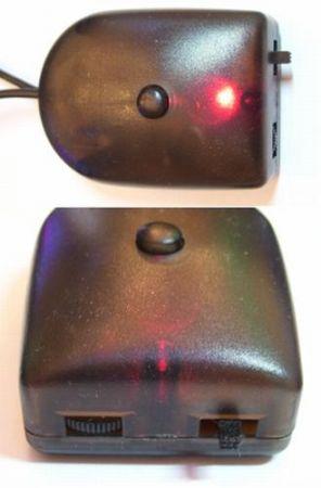 RGB LED szalag vezérlő doboz 12V HANGVEZÉRLŐS !!!!! KAPHATÓ !!!!!!