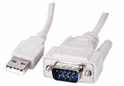 USB - RS232 soros port konverter AKCIÓS !!!! KAPHATÓ !!!!!!