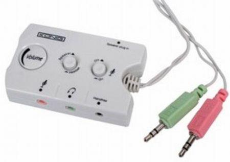Audio átkapcsoló PC-hez (CMP-SWITCH17) RENDELÉSRE !!!!!