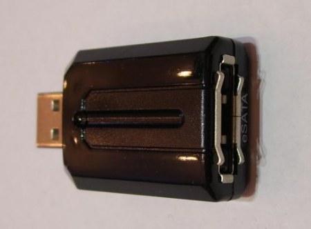 USB e-SATA átalakító mini drive AKCIÓS !!!! KAPHATÓ !!!!!!!