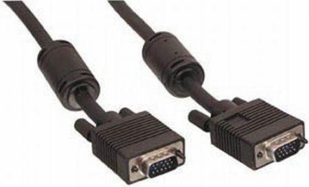 Duplán árnyékolt High-end monitor kábel zavarszűrővel. 5m (CCGP59000BK50) KAPHATÓ !!!!!!!